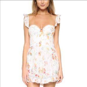 🌼🌸⚡️Zimmerman white jumpsuit ⚡️🌸🌼